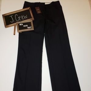 NWT + J. Crew + Dress Pants